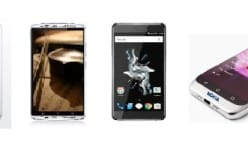 Nokia E1 VS Redmi Note 3 VS Vibe X3 VS OnePlus X: And the result is…