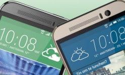 HTC One M7 vs M8 vs M9 vs HTC 10: How HTC flagships developed