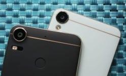 HTC Desire 10 Pro vs BLU Life One X2: 4GB RAM smartphones