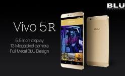 BLU Vivo 5R: 3GB RAM for affordable price
