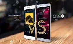 ZTE Tempo vs BLU energy X Plus: 4900 mAH, $69.99