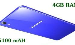 Lenovo P2 and Moto M: 4GB RAM, 5100mAh