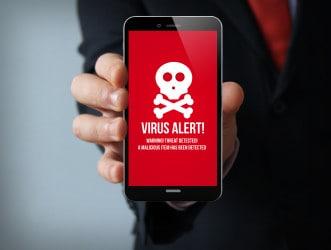 Android Handy Virus