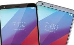 LG G6 mini leaked: 5.4″, 18:9 ratio