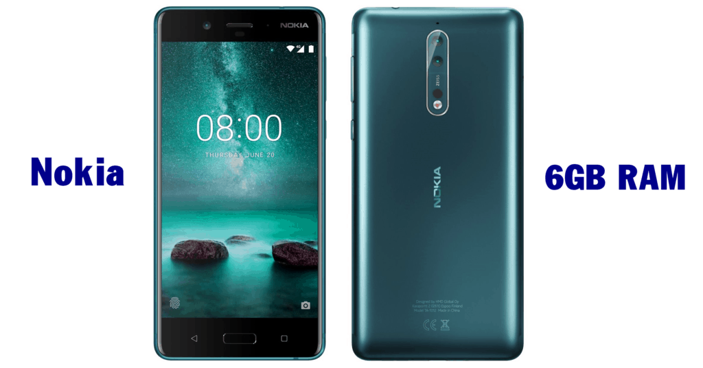 Nokia 8 Official Release 5 3 Quot 6gb Ram Snd 835 And 3500