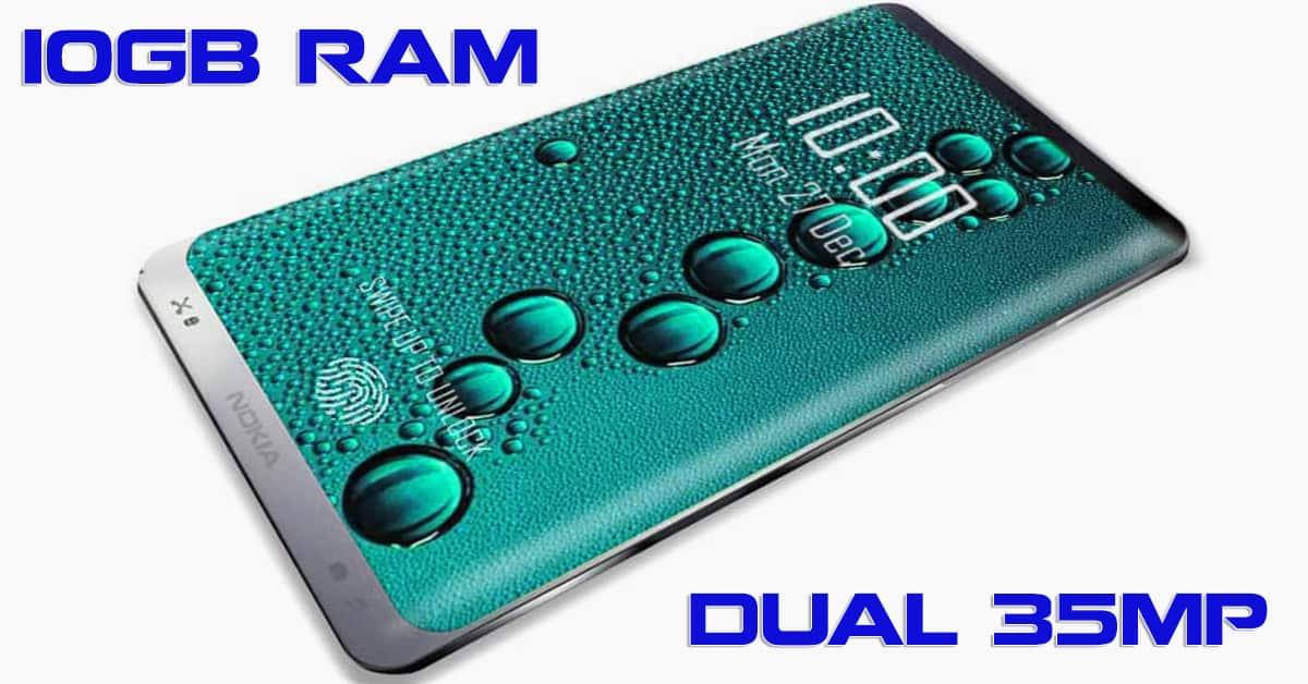 Nokia N10 Max 2019
