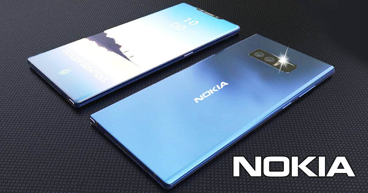 Nokia Maze Pro vs Huawei