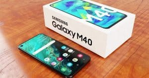 Samsung Galaxy M40 announced