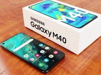 Samsung Galaxy M40 announced