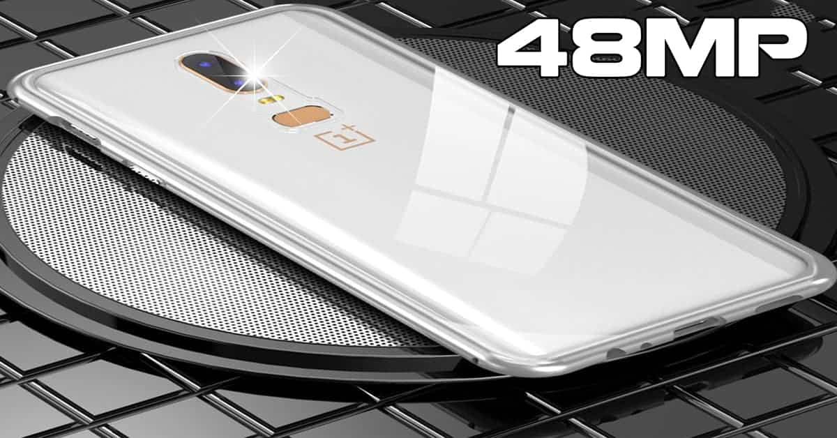OnePlus 7 Pro Almond
