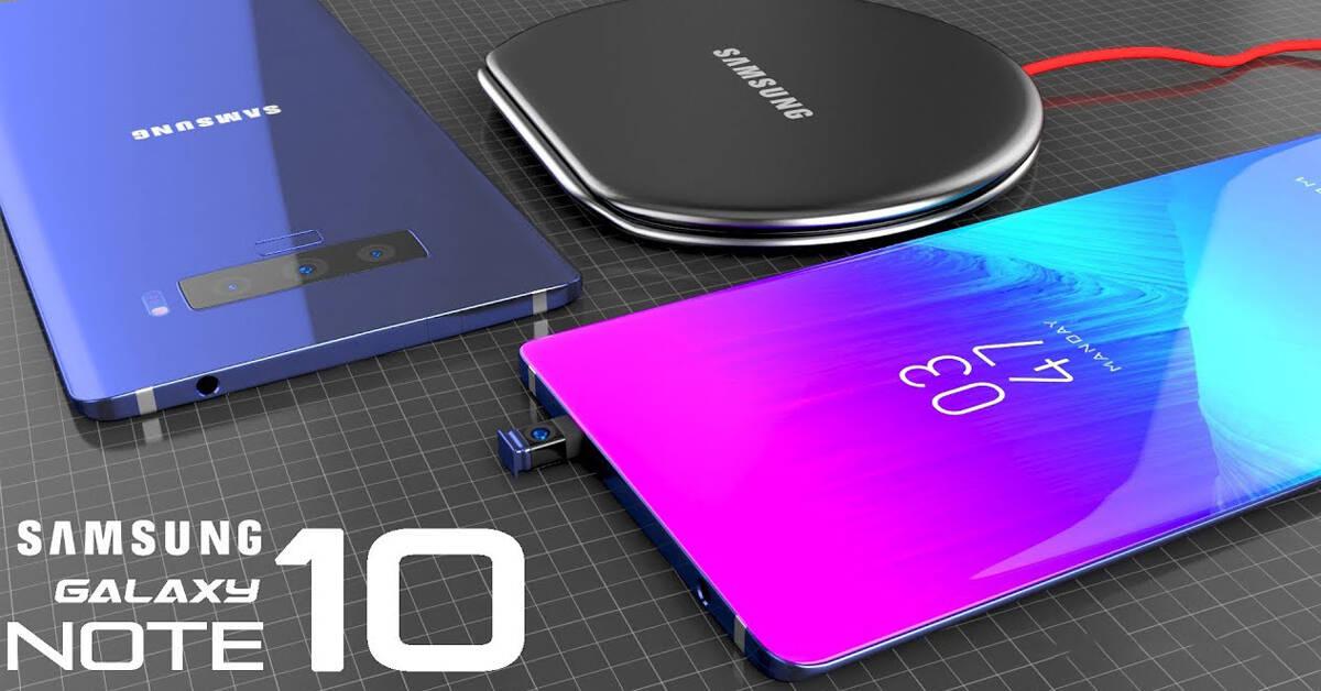 Samsung Galaxy Note 10 Pro case