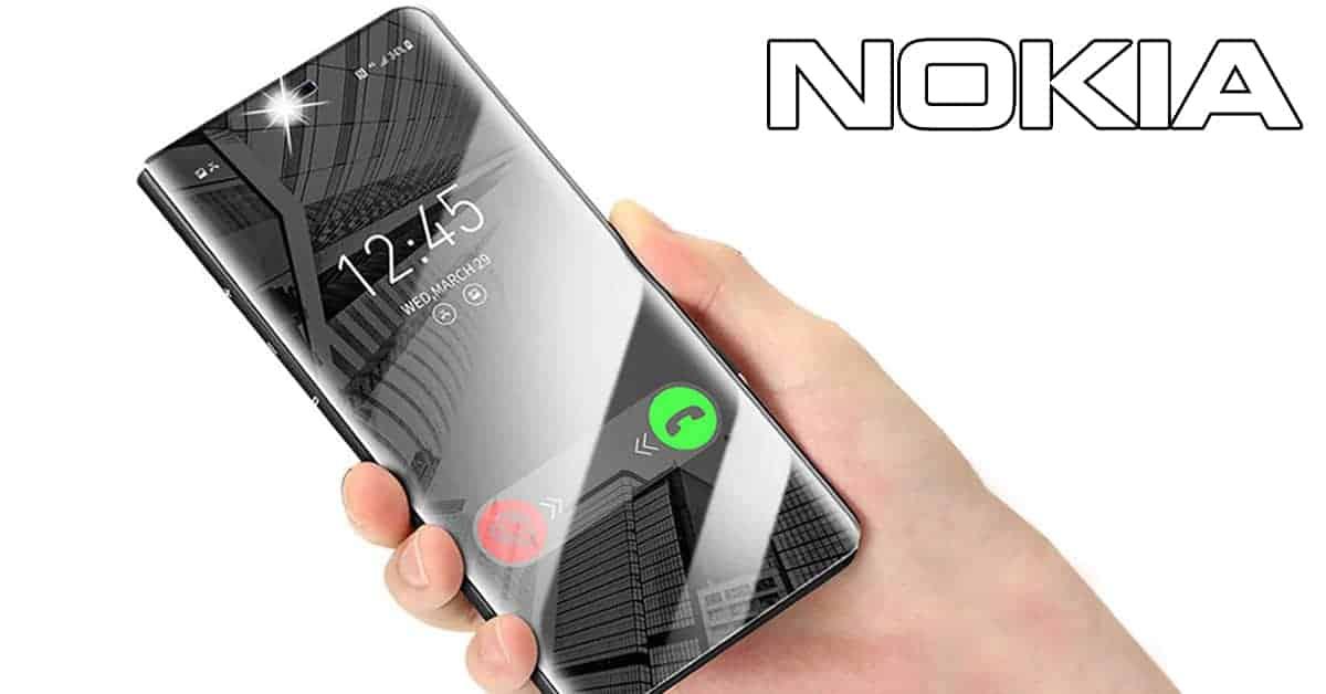 Nokia McLaren Pro Max 2019