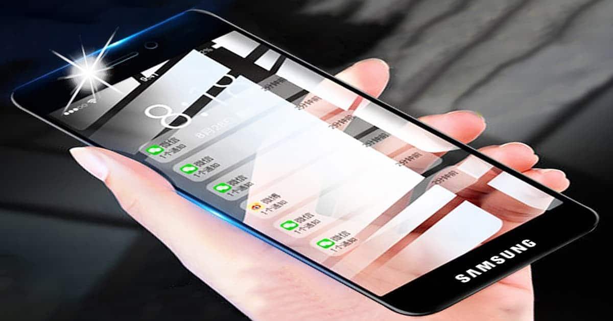 Samsung Galaxy Edge Max 2020