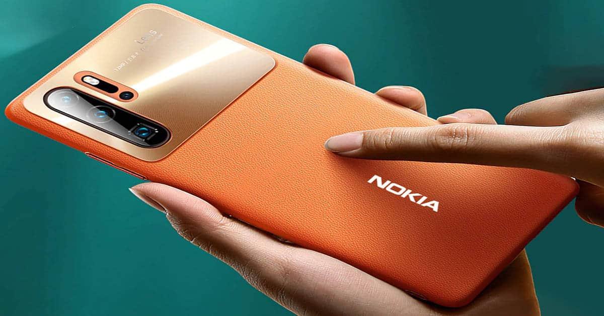 Nokia Alpha Max 2020