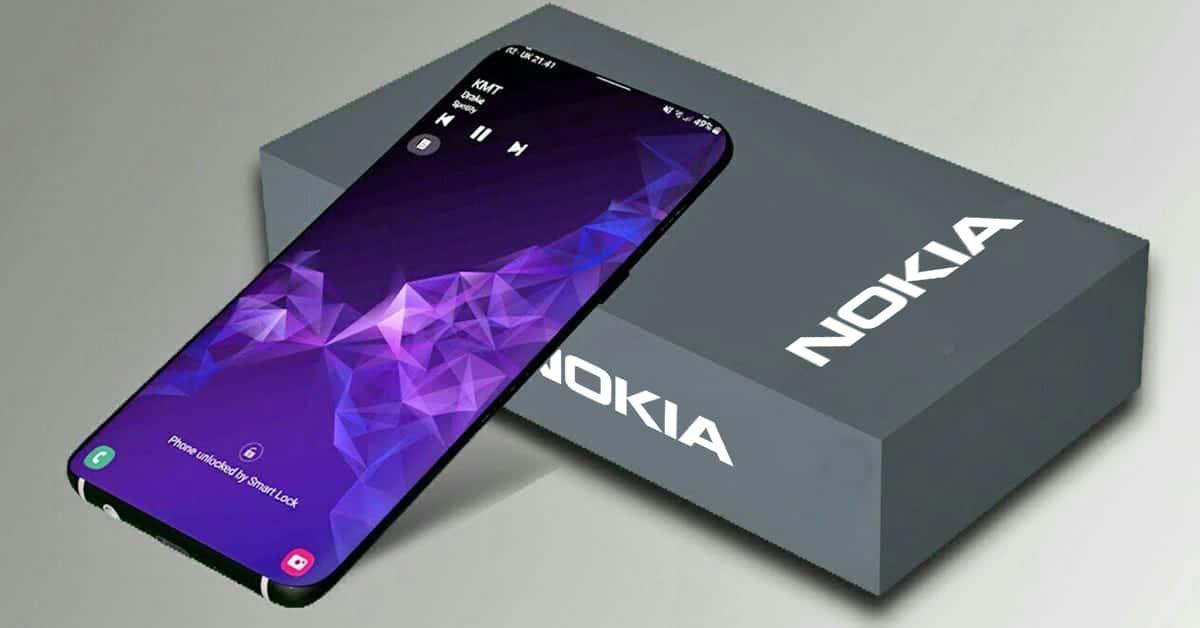Nokia McLaren vs