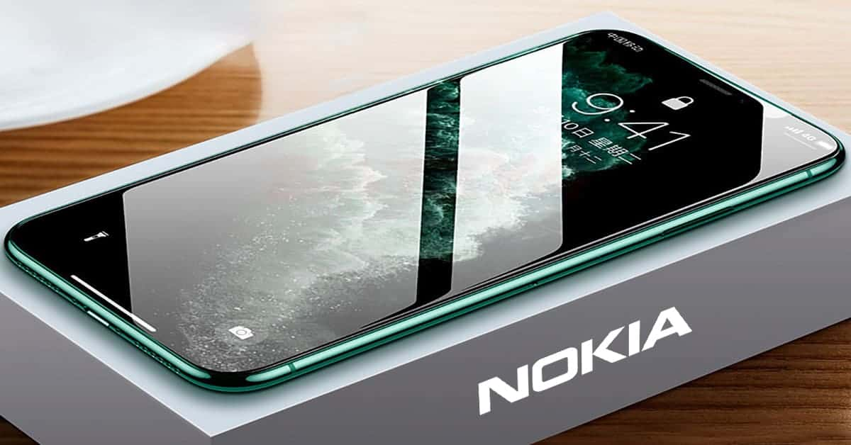 Nokia McLaren Max Compact
