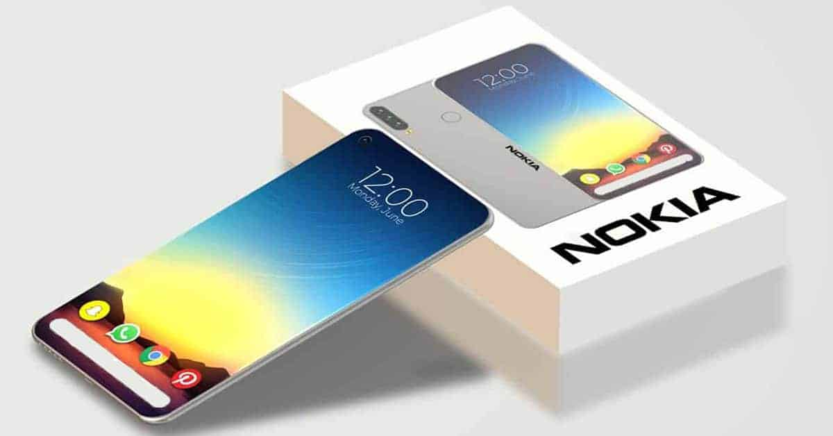 Nokia Edge Max II 2020