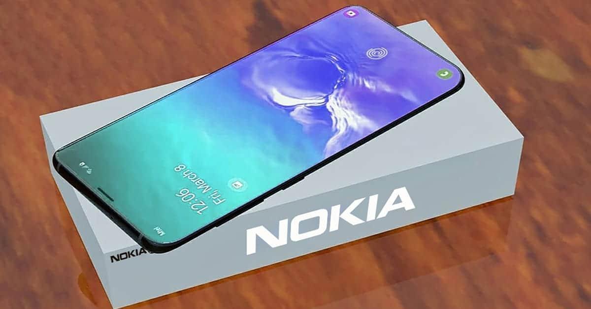 Nokia Maze 2021 specs: 12GB RAM, 6900mAh battery!