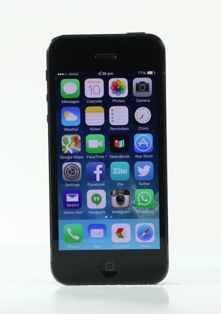 iPhone 5 32GB Degree View