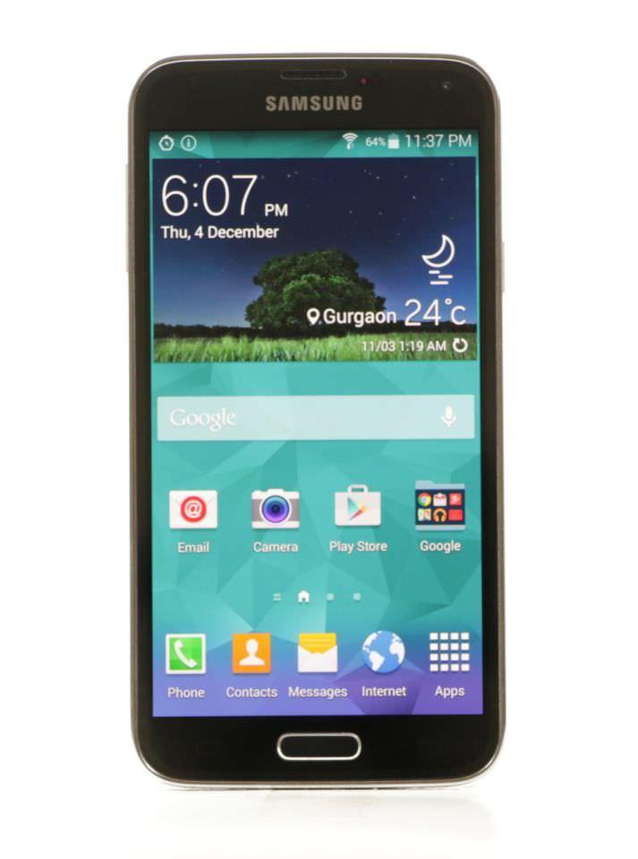 Galaxy S5 Degree View